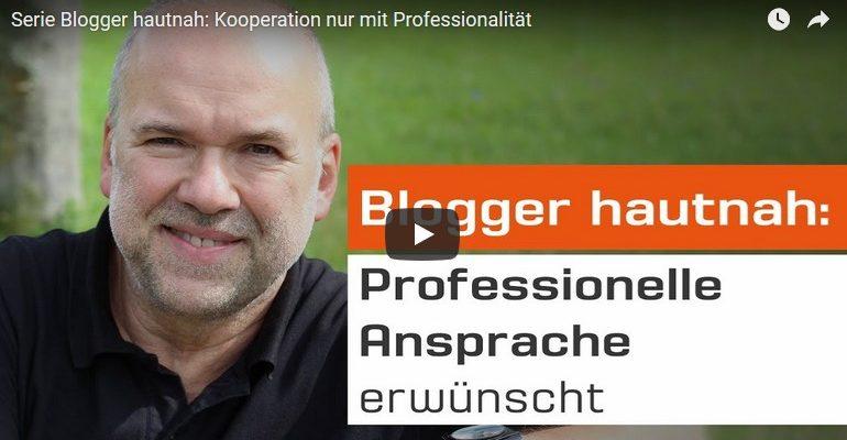 Hubert Baumann im Interview mit Scheidtweiler PR zum Thema Blogger-Relations